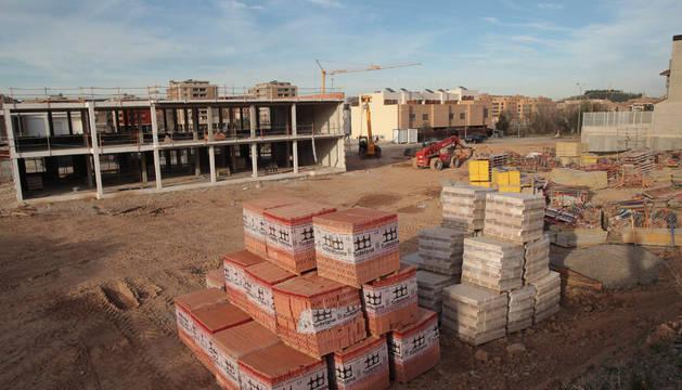 Tudela registra en 2014 el peor dato de licencias para vivienda nueva