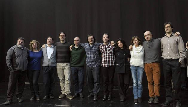 Podemos se prepara para liderar el cambio social en Navarra