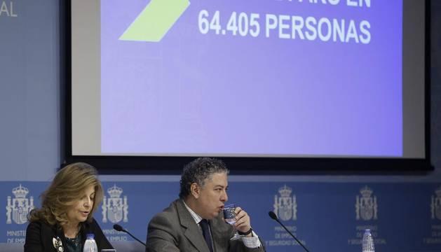 España registra la primera creación anual de empleo desde 2007