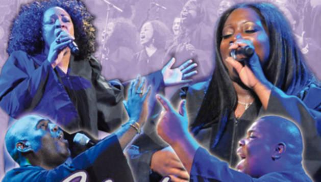 Alabama Gospel Choir, este jueves en el Gayarre con  'Hallelujah!'