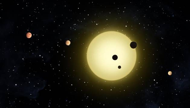 Encuentran 8 nuevos planetas en una zona a priori