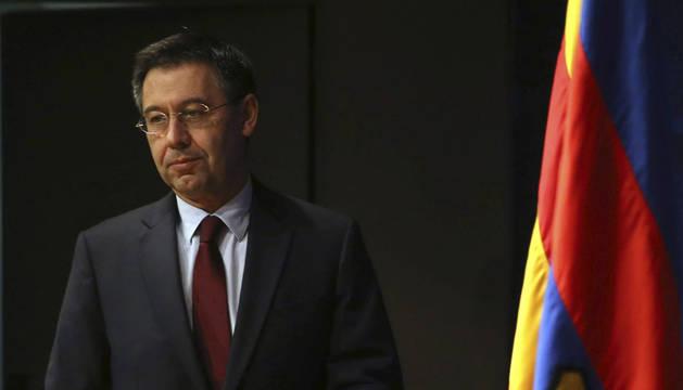 Bartomeu adelanta las elecciones en el Barça al próximo verano
