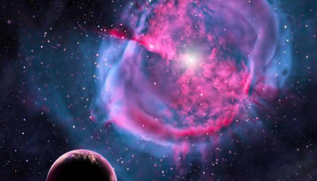 Descubren 8 planetas en una zona donde podría haber vida