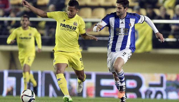 Villarreal-Real Sociedad