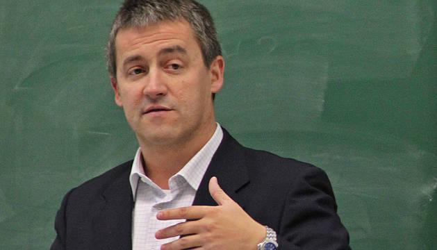 Iosu Lazcoz, CEO de Optitud