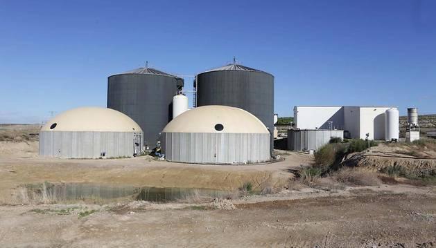 La materia orgánica de Pamplona y la Comarca se tratará en Caparroso