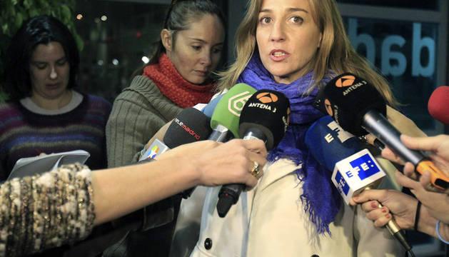 Tania Sánchez dice que no sabía que su hermano administraba la cooperativa