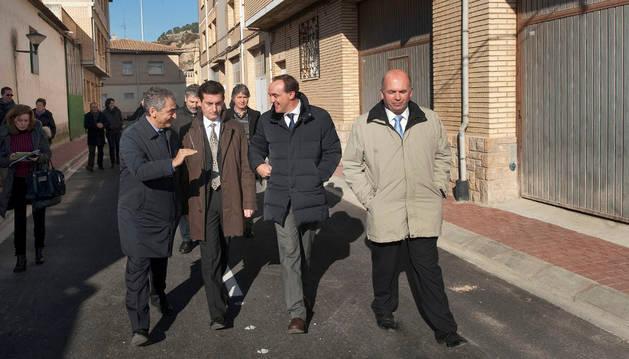 El Gobierno destina 380.000 euros a la renovación de 3 calles