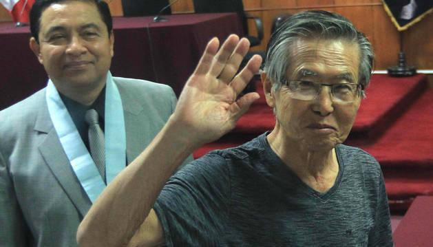 Fujimori condenado a 8 años prisión por desviar fondos públicos