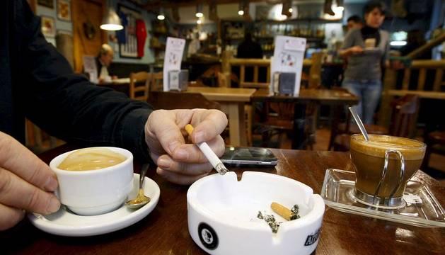 Las multas por incumplir la ley antitabaco caen en Navarra en 2014