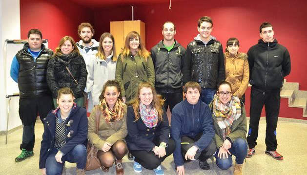 La asociación de jóvenes de Mendavia elige presidente