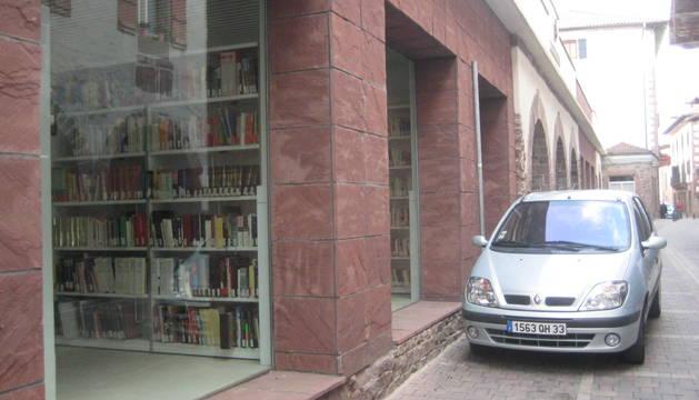 La biblioteca de Elizondo abrirá el lunes tras la inundación de julio