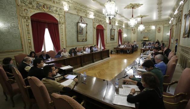 Ningún partido, salvo UPN, ha confirmado su candidato para el Ayuntamiento de Tudela