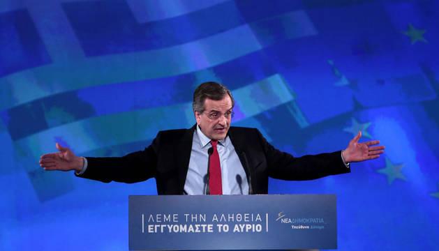 Alemania asume que habrá una nueva quita a la deuda de Grecia