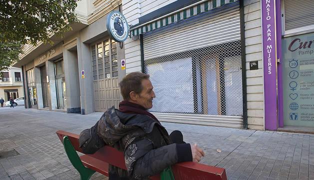 Cierres y traslados de comercios con renta antigua en Pamplona