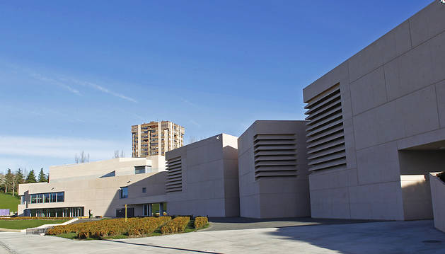 Los Reyes inaugurarán el Museo Universidad de Navarra el día 22