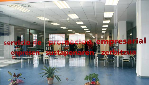 Pamplona busca una salida al Servicio de Promoción Empresarial