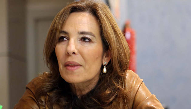 La escritora Reyes Calderón