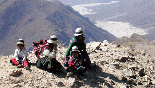 Perú suele ser unos de los destinos necesitados de ayuda al desarrollo.