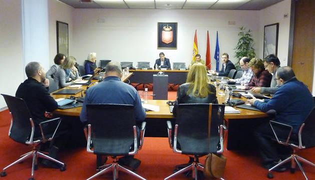 Comisión de Economía, Hacienda, Industria y Empleo