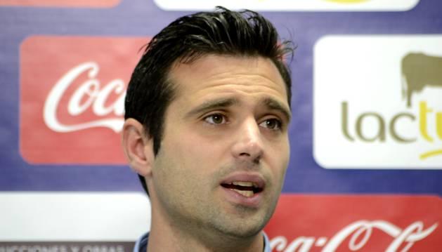 Miguel Flaño, en Tajonar