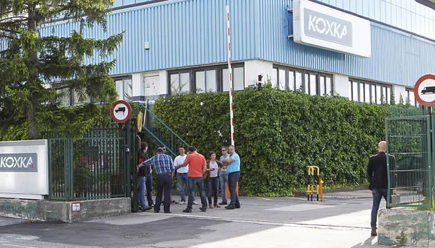 La plantilla de Koxka no descarta pedir el inicio del plan de liquidación