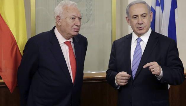 Israel asume que España pida el reconocimiento de Palestina