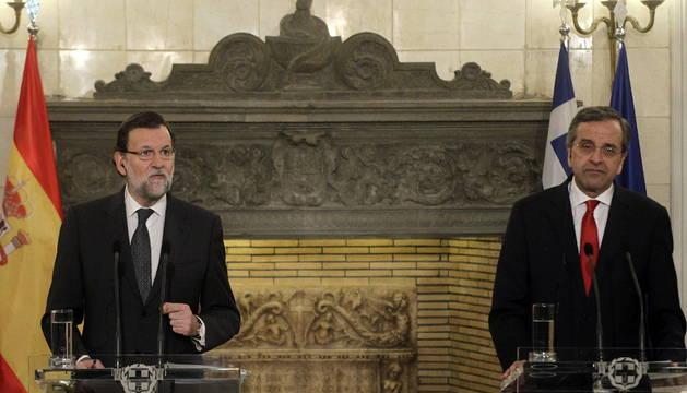 Rajoy avanza un crecimiento del 1,4% del PIB en España en 2014