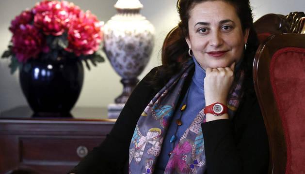 La psicóloga Laura Rojas Marcos.