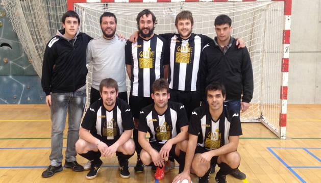 Comienza la recta final del torneo social de fútbol sala