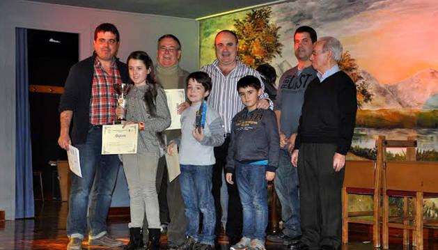 La Asociación de Belenistas de Tafalla presenta sus premios