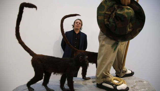 La galería Marlborough trae su arte hasta Madrid