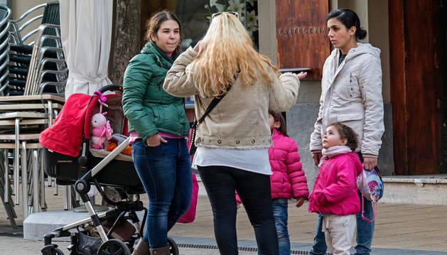 El número de nacidos en Estella baja la barrera de los 400 anuales