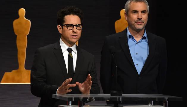 Candidatos a la 87 edición de los Oscar