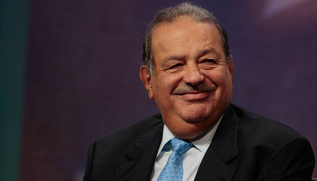 ​Carlos Slim se convierte en el mayor accionista de 'The New York Times'