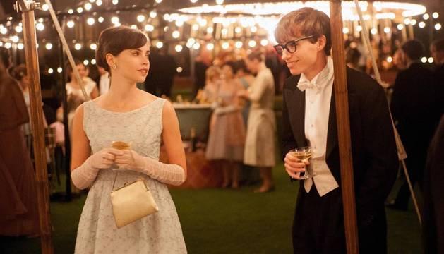 La juventud de Stephen Hawking llega a los cines
