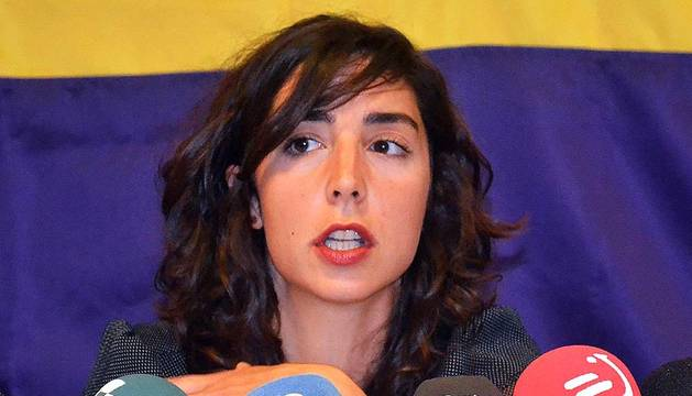 Laura Pérez optará a la secretaría general de Podemos Navarra