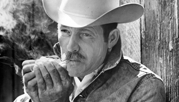 Darrell Winfield, el vaquero de Marlboro