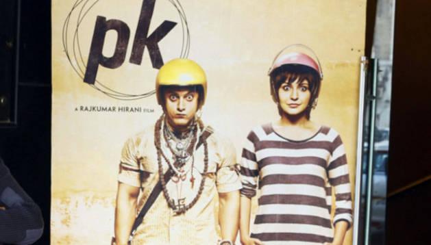 Cartel de la película 'PK'
