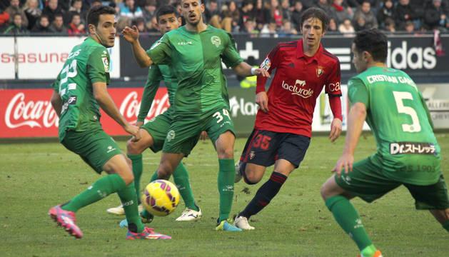 Osasuna 0 - Sabadell 0 (II)