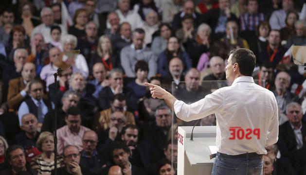 Sánchez pide al PP que asuma responsabilidades por la corrupción