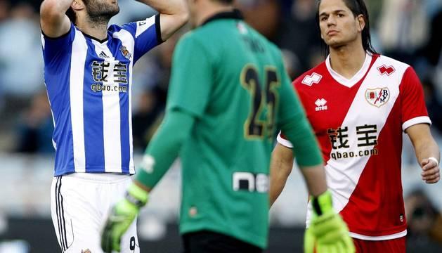Real Sociedad-Rayo Vallecano