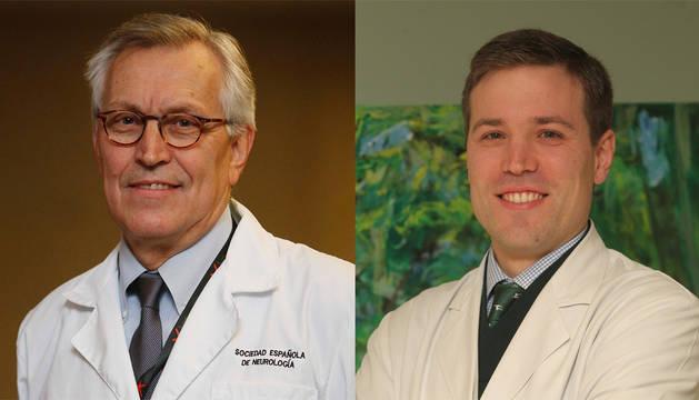 Dos neurólogos navarros, nuevos Coordinadores en la SEN