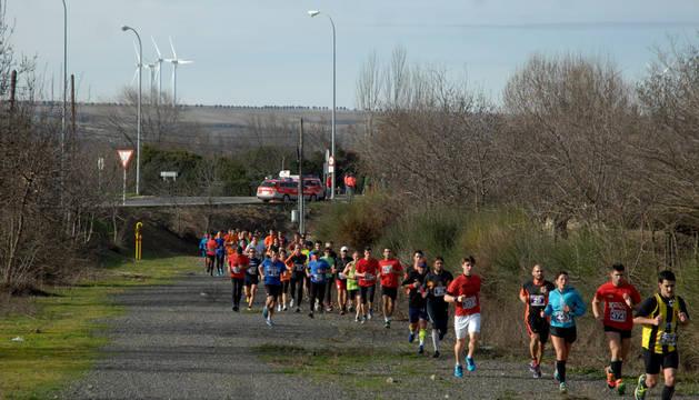 Las 10 millas Peralta-Falces, cuarta prueba del Solo Runners