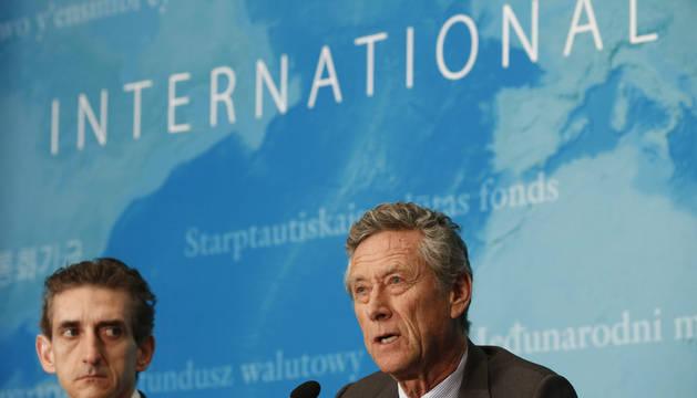 El FMI vuelve a subir sus pronósticos para España, hasta un 2% en 2015