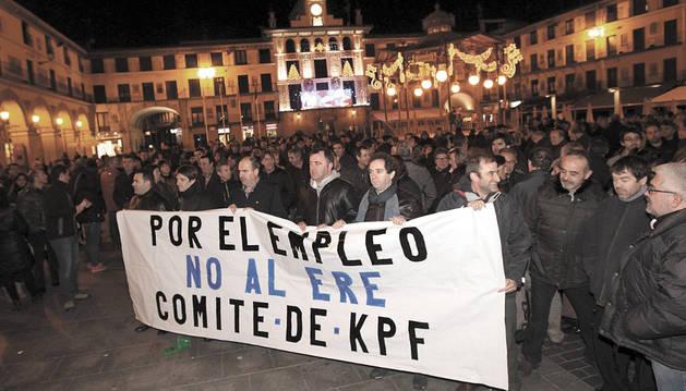 La jueza admite a trámite el ERE de extinción de los empleos de KPF