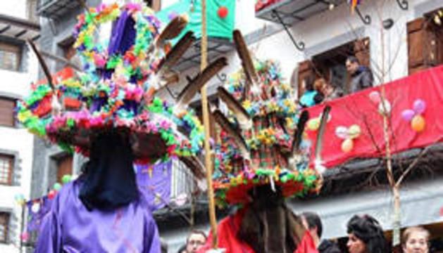 Leitza celebra sus carnavales este fin de semana