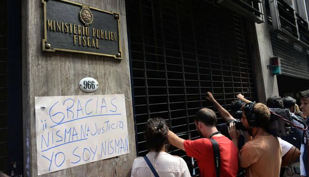 Se mantienen abiertas todas las hipótesis sobre la muerte de Nisman