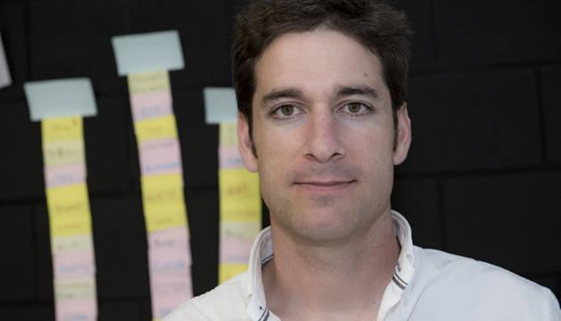 Alfonso Prim, fundador de Innokabi