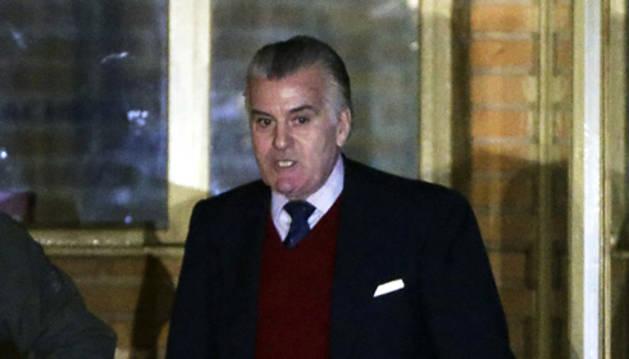Luis Bárcenas abandona la cárcel de Soto del Real tras 19 meses preso